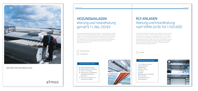 aTmos Wartungsbroschüre als PDF herunterladen